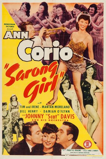 Sarong Girl Poster