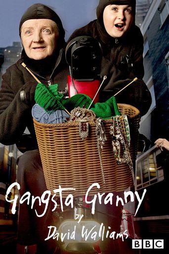 Gangsta Granny Poster