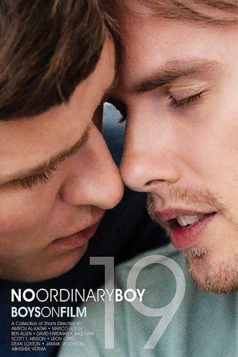 Boys on Film 19: No Ordinary Boy Poster