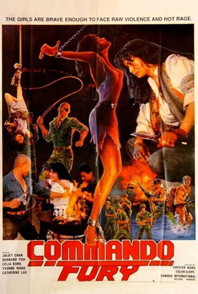 Commando Fury Poster