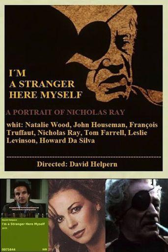 I'm a Stranger Here Myself Poster