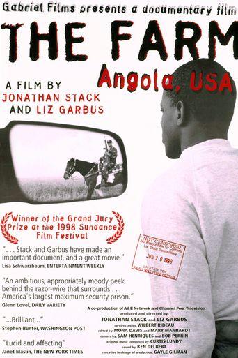 The Farm: Angola, USA Poster