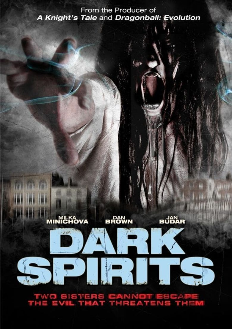 Watch Dark Spirits