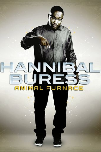 Hannibal Buress: Animal Furnace Poster