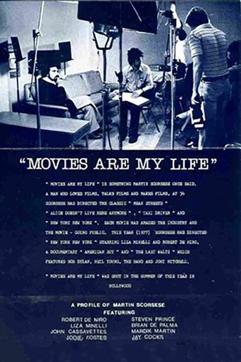 Movies Are My Life Poster
