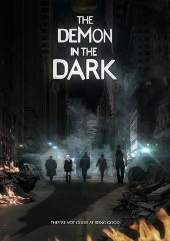 The Demon in the Dark Poster