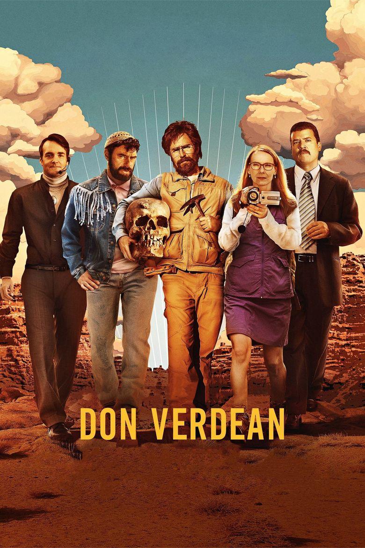 Don Verdean Poster