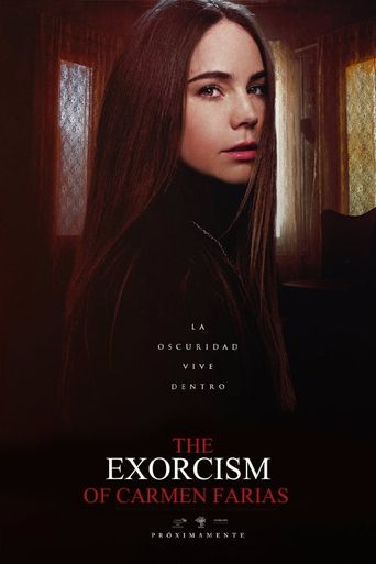 The Exorcism of Carmen Farias Poster