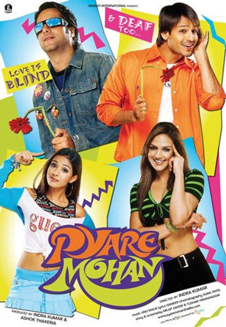 Pyare Mohan Poster