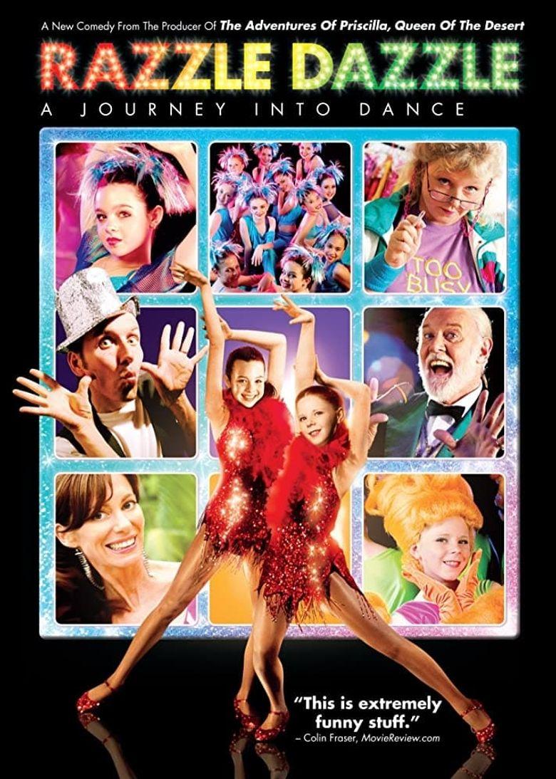 Razzle Dazzle: A Journey into Dance Poster
