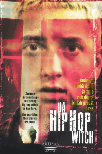Da Hip Hop Witch Poster