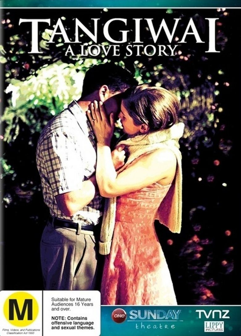 Tangiwai: A Love Story Poster