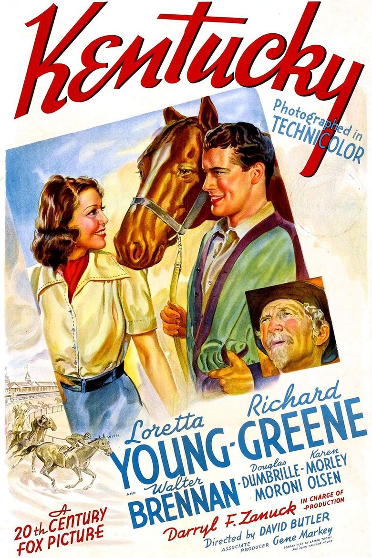 Kentucky Poster