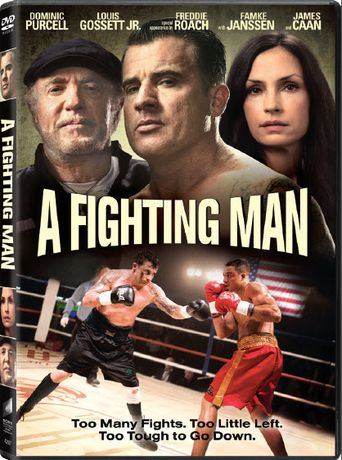 A Fighting Man Poster