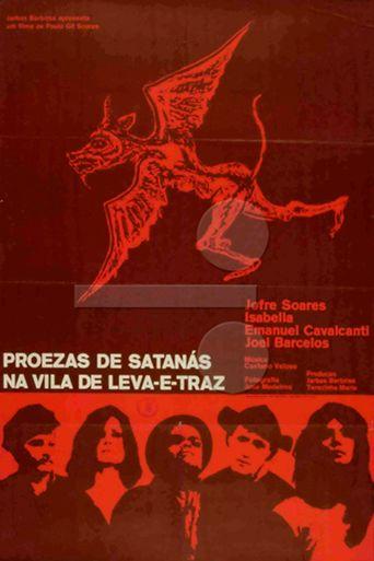 Proezas de Satanás na Vila de Leva-e-Traz Poster