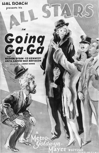 Going Ga-Ga Poster
