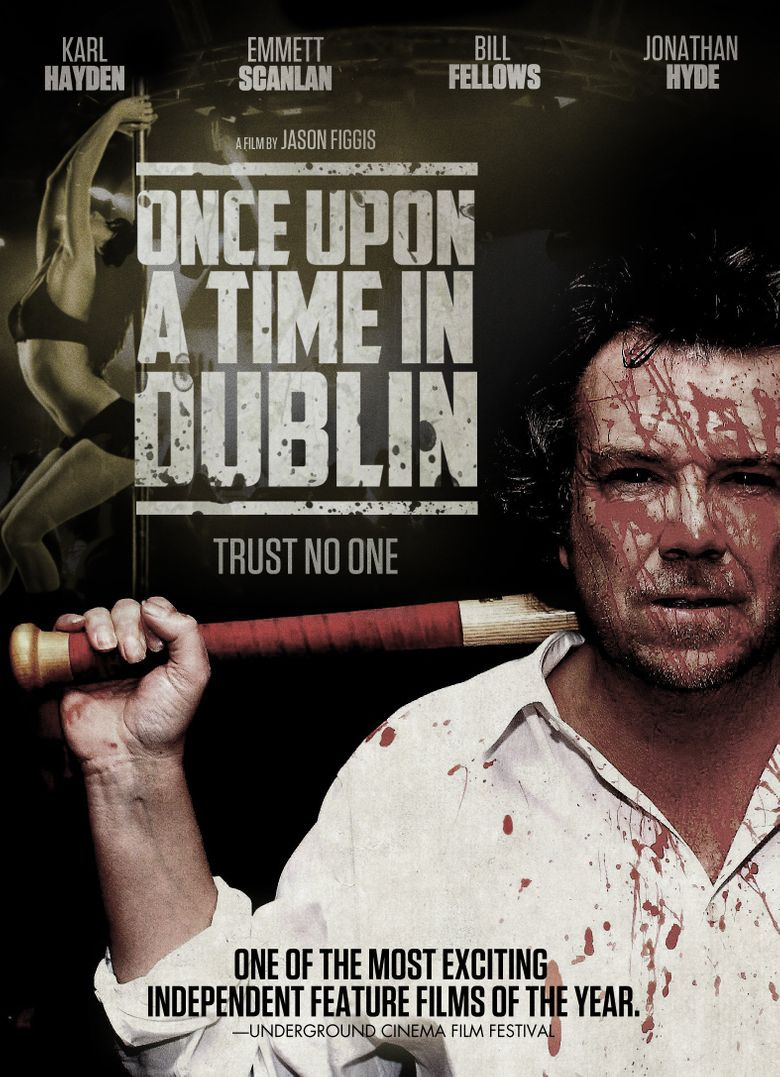 Once Upon a Time in Dublin Poster