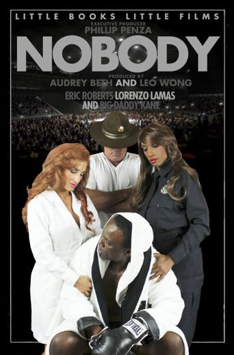 My Name is Nobody Poster