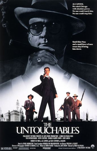 Watch The Untouchables