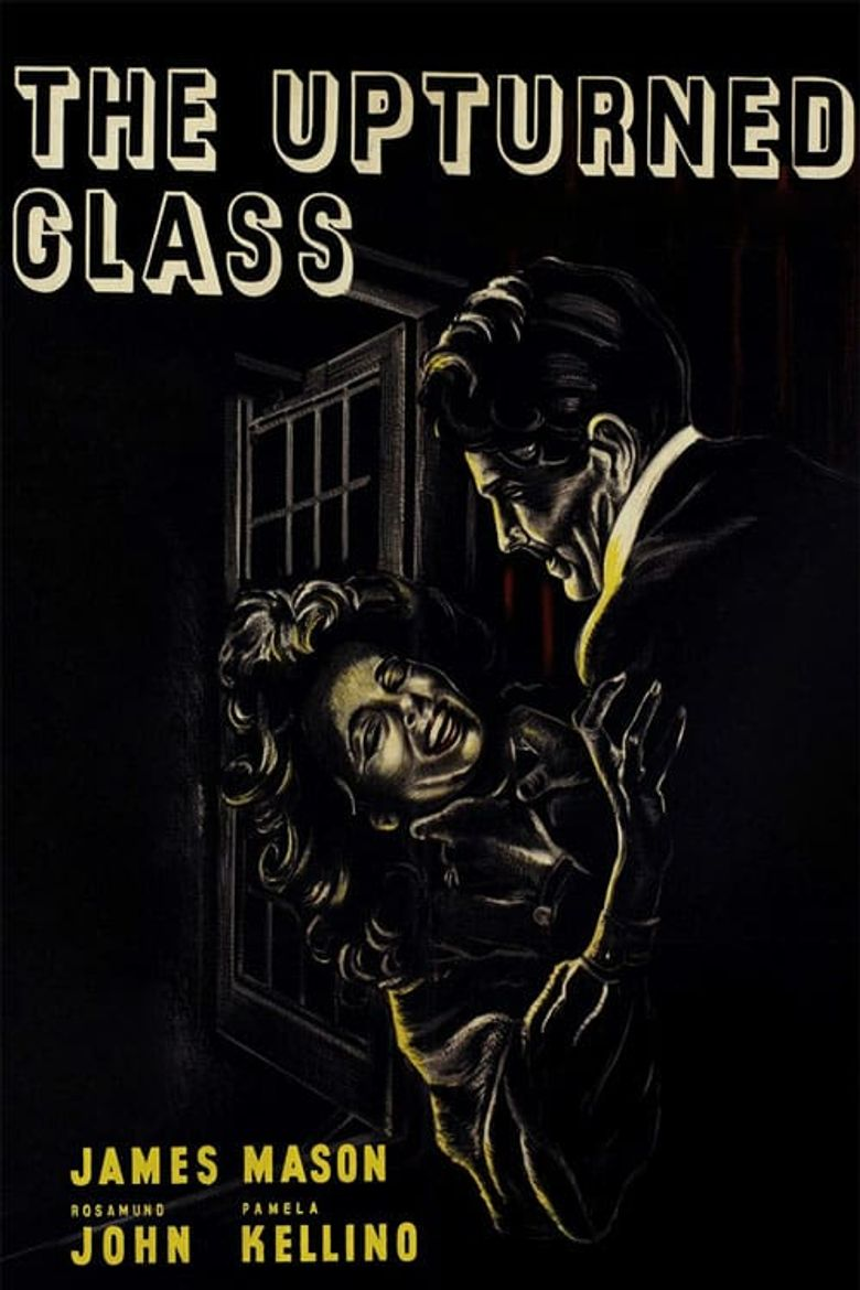 The Upturned Glass Poster
