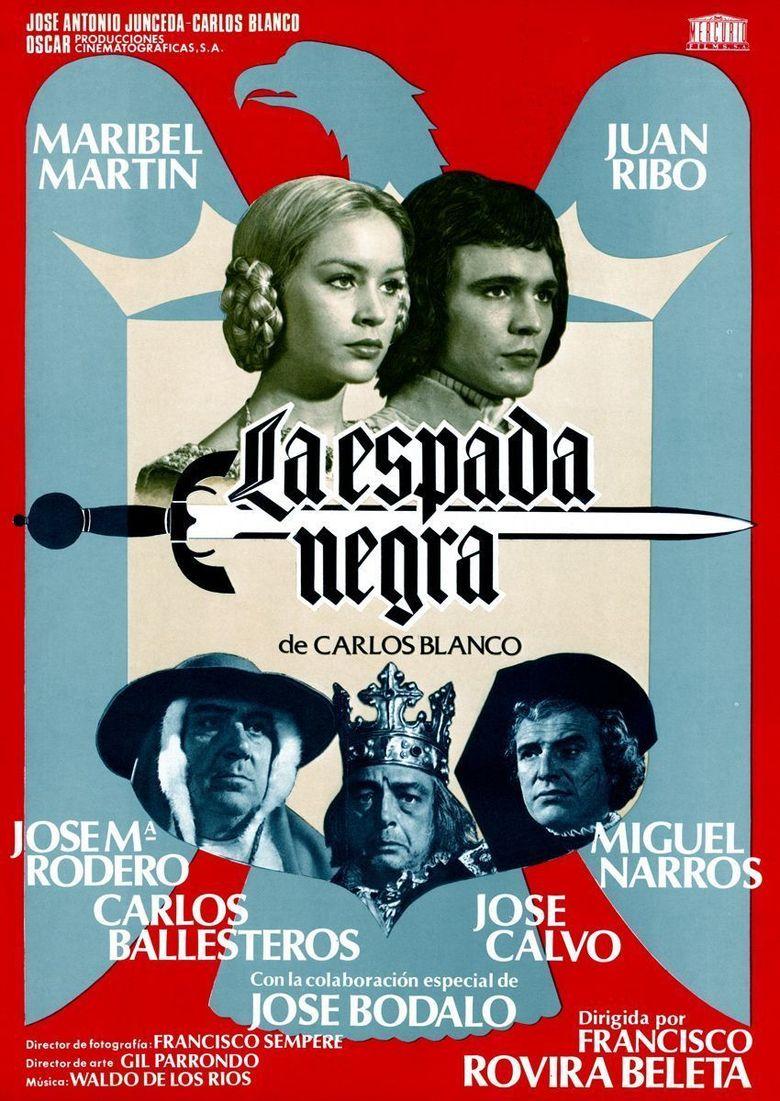 La espada negra Poster