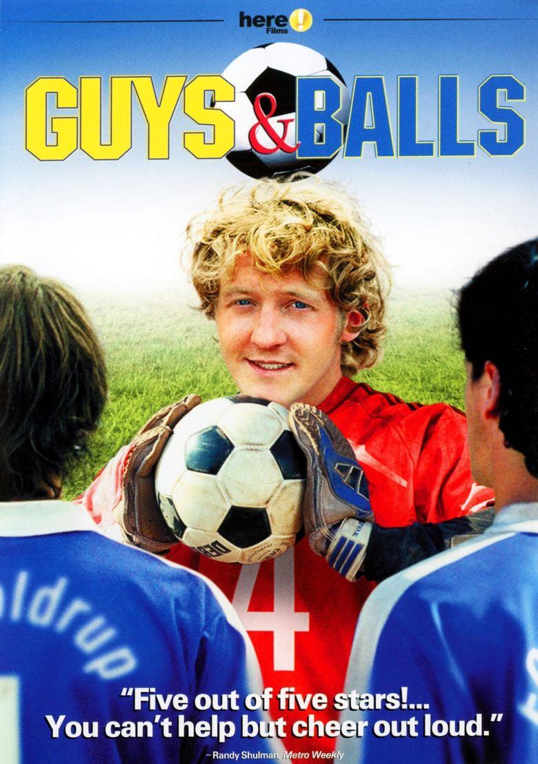 Guys & Balls Poster