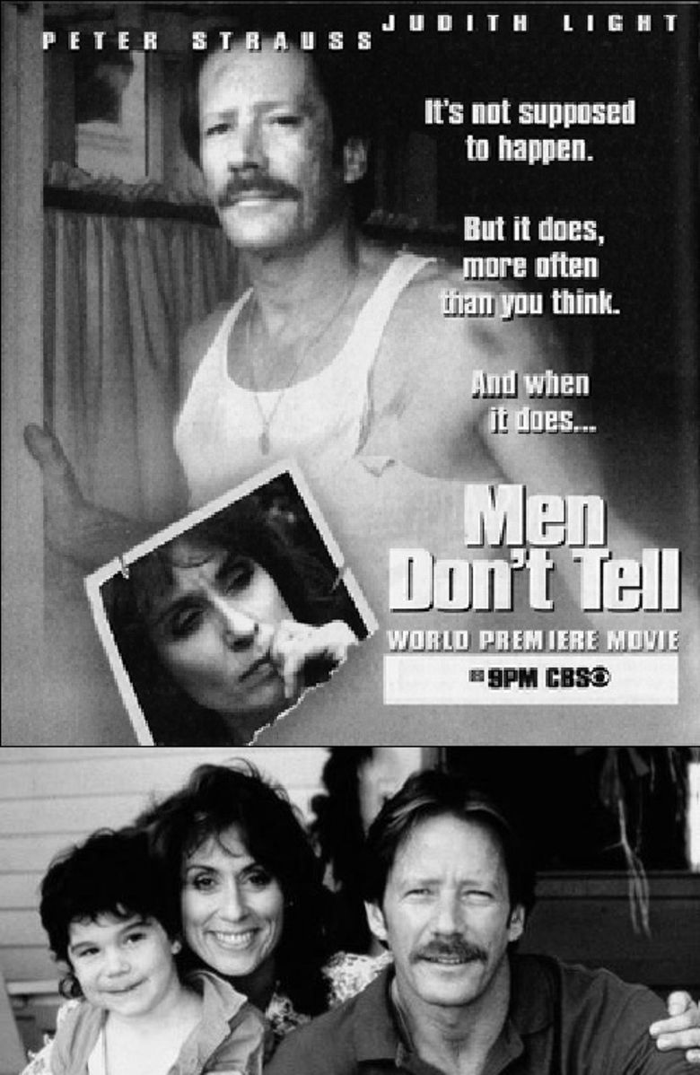 Men Don't Tell Poster