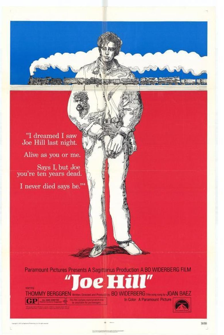 Joe Hill Poster