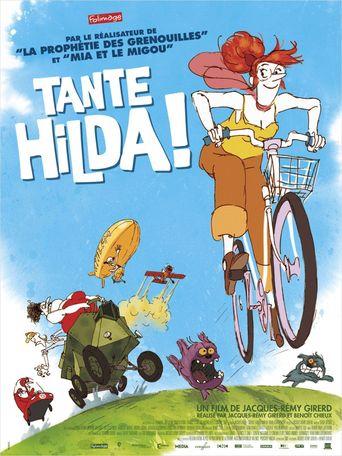 Aunt Hilda! Poster