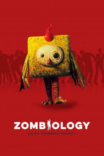 Zombiology: Enjoy Yourself Tonight Poster