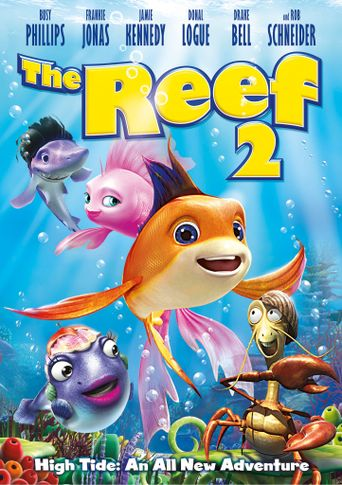 The Reef 2: High Tide Poster