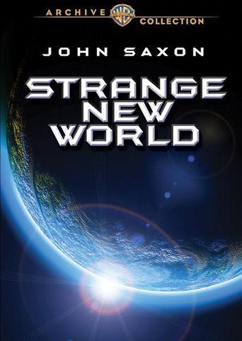 Strange New World Poster