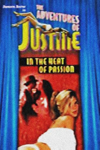 Justine: In the Heat of Passion Poster