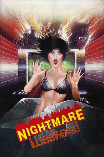 Nightmare Weekend Poster