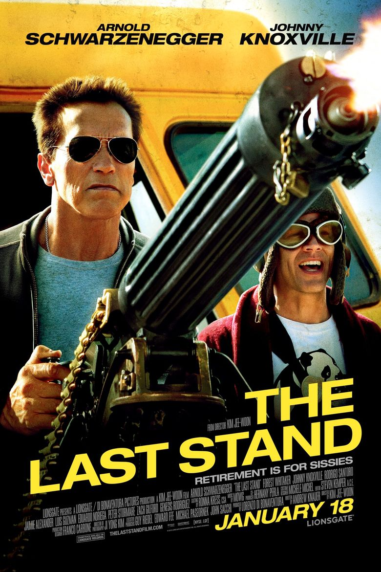 Watch The Last Stand