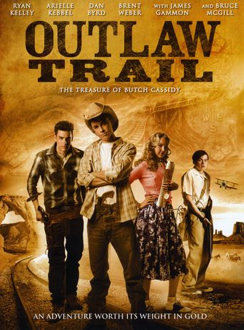 Outlaw Trail: The Treasure of Butch Cassidy Poster