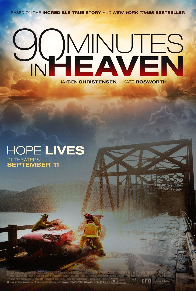 90 Minutes in Heaven Poster