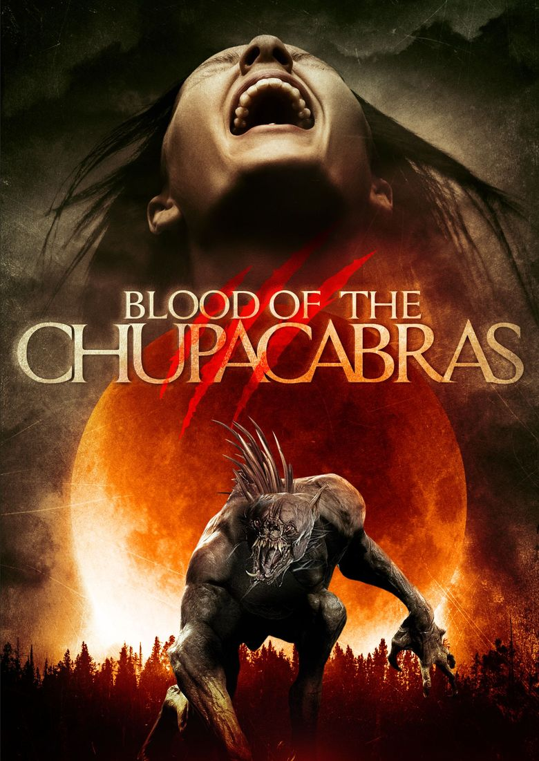 Bloodthirst 2: Revenge of the Chupacabras Poster