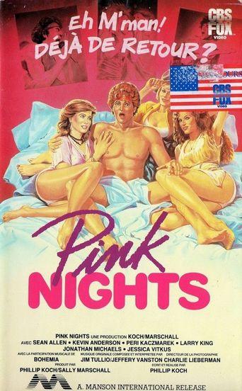 Pink Nights Poster