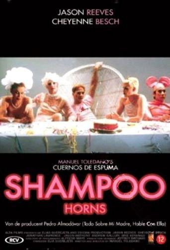 Shampoo Horns Poster