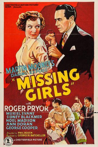 Missing Girls Poster