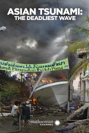 Asian Tsunami: The Deadliest Wave Poster