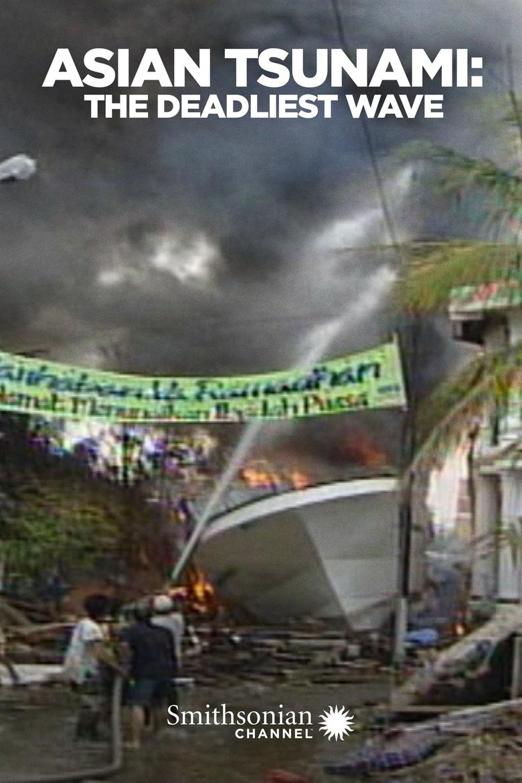 Asian Tsunami: The Deadliest Wave Poster