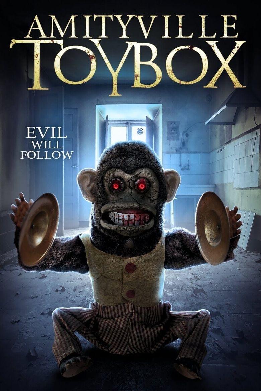 Amityville Toybox Poster