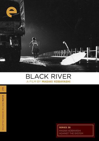 Black River Poster