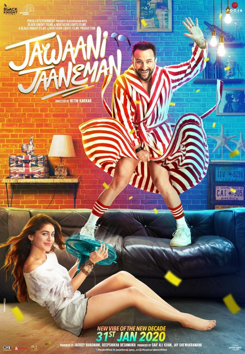 Jawaani Jaaneman Poster
