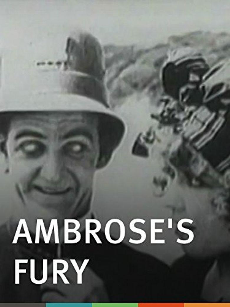 Ambrose's Fury Poster
