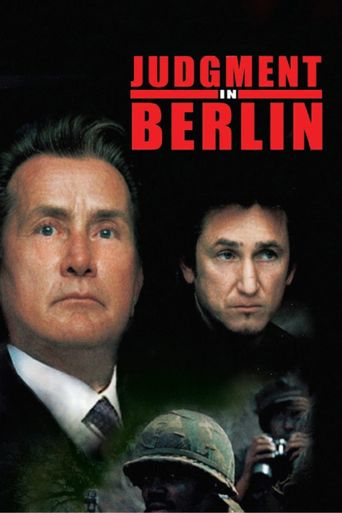 Judgment in Berlin Poster