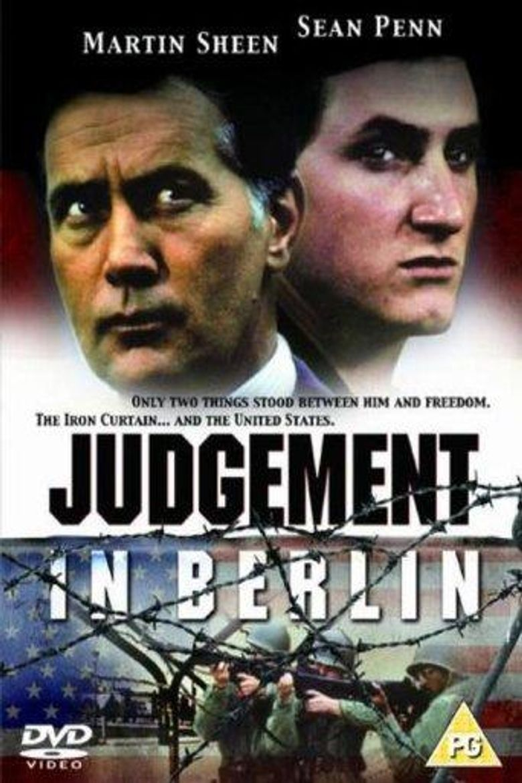 Judgment in Berlin Poster