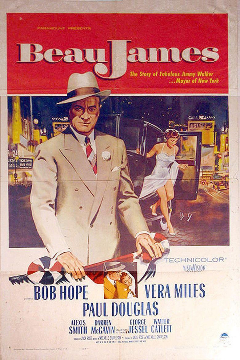 Beau James Poster